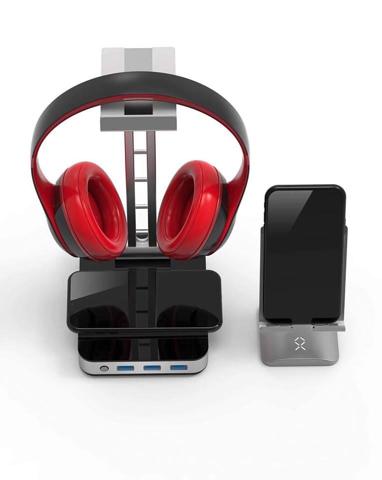 Giới thiệu các loại móc treo tai nghe của gamezone