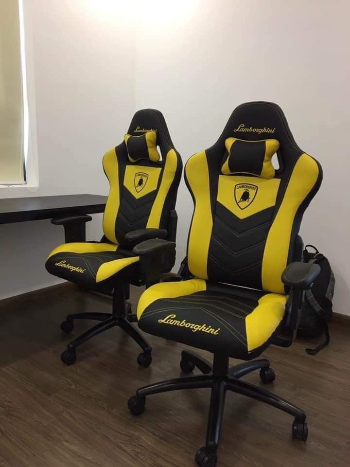 Gamezone dành cả thanh xuân để sản xuất ghế